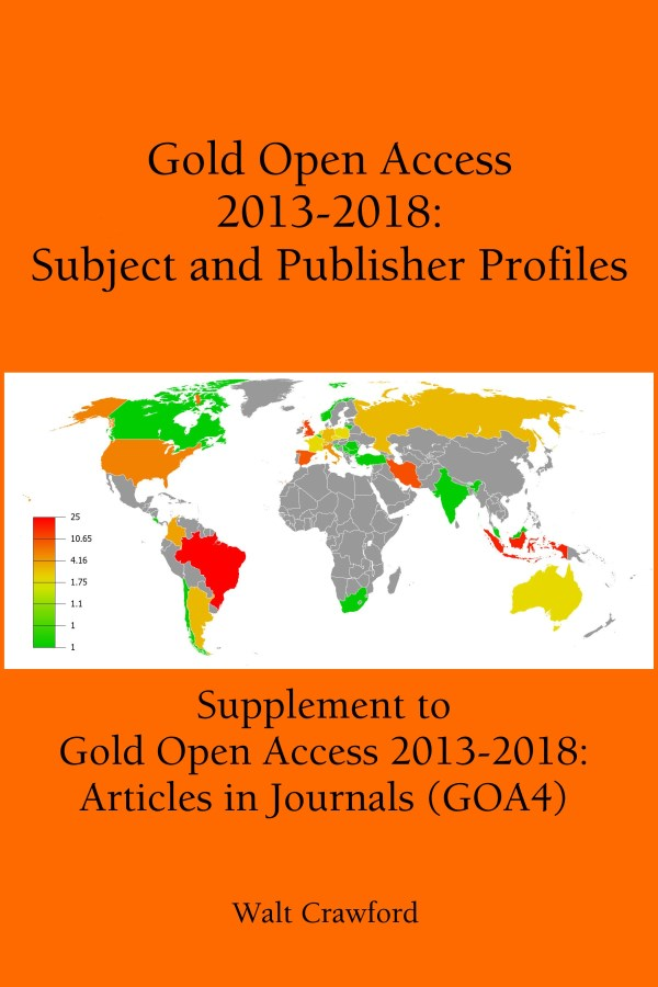 goa4 subjects & publisher cover